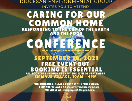Caring for our Common Home Conference